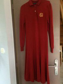 Robe longue RALPH LAUREN