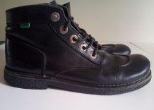 Kickers noires T39