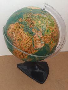 Globe terrestre - Mappemonde lumineuse