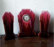 Garniture de cheminée Orchies