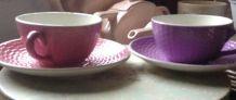 Jolies tasses vintage
