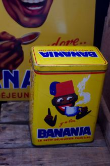 Boite métal Banania Y'a bon