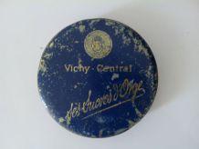"""Boite Vichy Central """"ses sucres d'orge"""""""