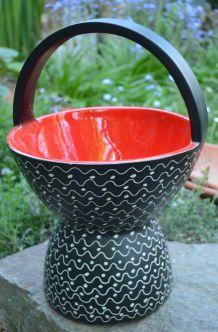 Vase Céramique Vallauris