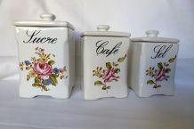 Pots à épices céramique