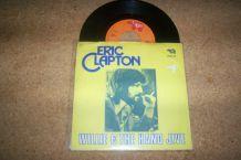 disque 45 tours 2 titres éric clapton import hollandais