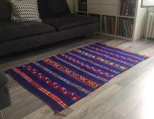 Très joli tapis Kilim berbère