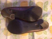 Chaussures Escarpins André T39 Marron
