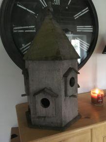 Maison oiseaux XXL
