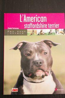 Livre l'American Staffordshire