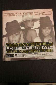 CD 2 titres Destiny's Child