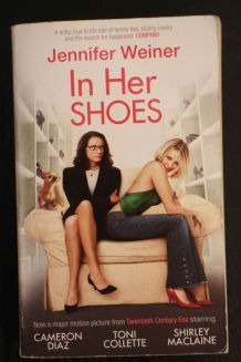 """Livre d'occasion """"In her shoes"""""""