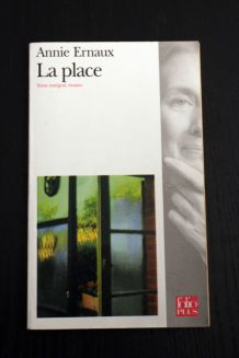 "Roman Prix Renaudot d'occasion ""La place"""