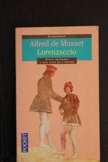 """""""Lorenzaccio"""" de Alfred de Musset"""