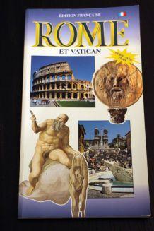 Guide d'occasion de Rome et Vatican