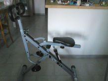 vélo rameur