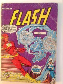 RARE Comics Flash mensuel numéro 2 de 1983 : la flamme froide de captain cold
