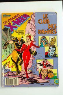 X-Men (Les étranges) Le Club des Damnés