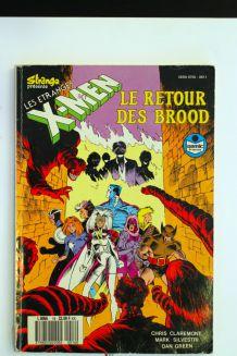 X-Men (Les étranges) Le retour des Brood 1990