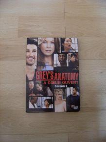 DVD Grey's anatomy saison 1