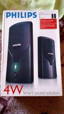 Enceintes Philips