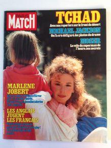 Ancien Magazine Paris Match  du 10 février 1984