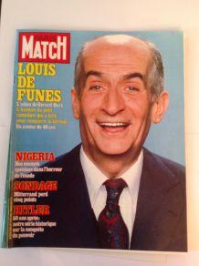 Paris Match de collection ancien magazine du 11 février 1983