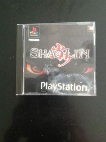 Shaolin PlayStation 1