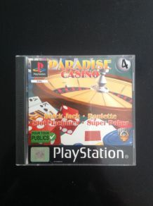 Paradise Casino PlayStation 1