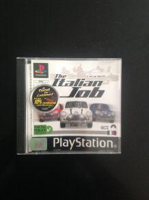 "The Italian Job "" l'or se barre"" PlayStation 1"
