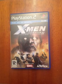 """Jeu pour PlayStation 2 """"X-men legends"""""""