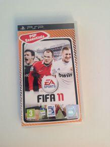 Fifa 11 pour PSP collection PSP essentials