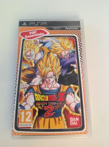 DBZ Shin Budokai 2 sur PSP