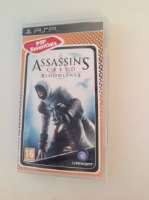 Assassin's creed Bloodlines d'occasion pour PSP