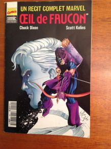 Comics Oeil de Faucon de 1994 en super état