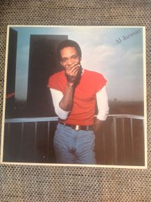 Vinyle AL JARREAU RAINBO​W IN YOUR EYES de 1996 en super état