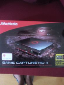 AVerMedia Game Capture HD II pas cher