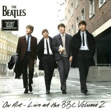 BEATLES On Air, Live at the BBC Vol. 2 (3 vinyles)