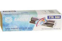 Cartouche et ruban pour fax SAGEMCOM TTR 900