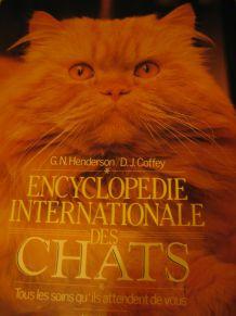 Encyclopédie internationale des chats. TBE