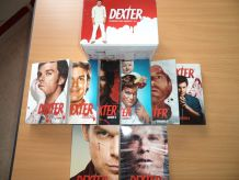 Coffret Ensemble complet Dexter Saison  de 1  à 8