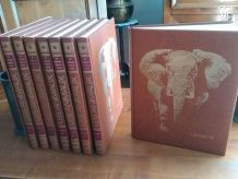 """Collection HACHETTE """"Les Animaux"""" - 8 Tomes"""