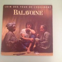 Vinyle de Daniel Balavoine