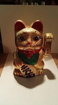 Maneki Neko - chat porte bonheur
