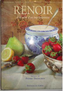 RENOIR - A la table d'un impressioniste