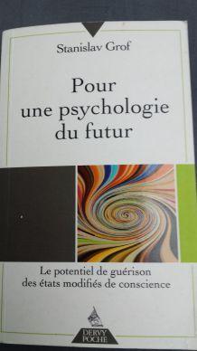 Livre Pour une psychologie du futur