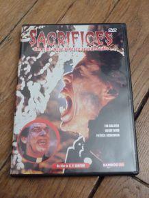 DVD Sacrifices , de SP Somtom