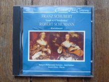 CD Franz Schubert/Robert Schuman- Classical Disk Company