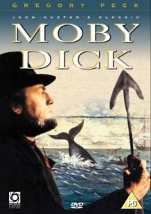 DVD Moby Dick Anglais Zone 2 (Europe)