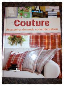 Livre de couture : Accessoires de mode et de décoration